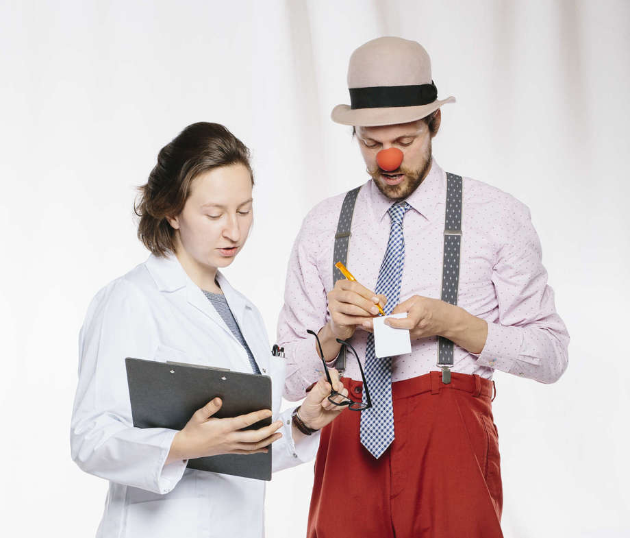 Clowns and science